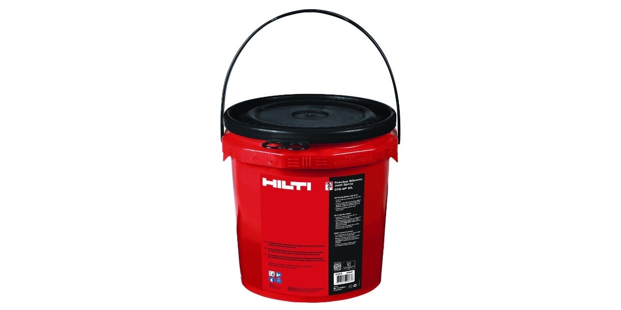 Hilti firestop joint spray CFS-SP SIL
